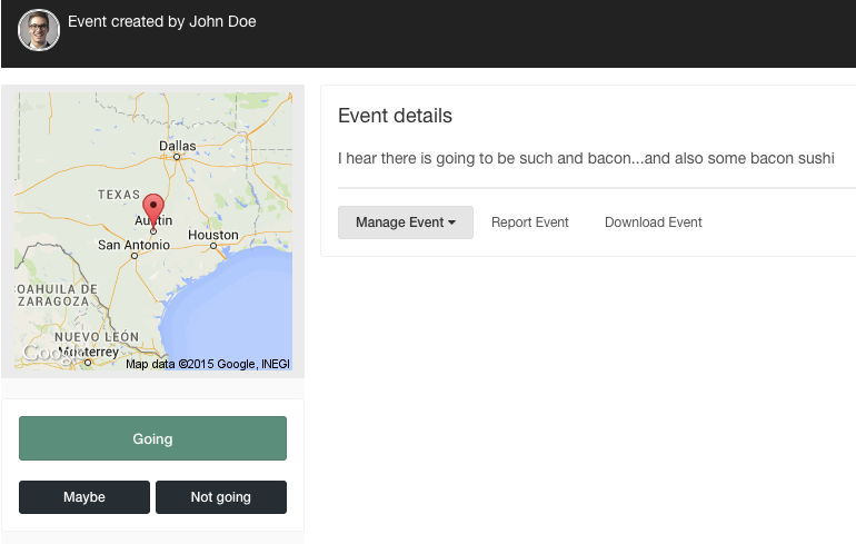 Calendar event google map zoom - Feedback and Ideas - Invision Community