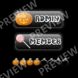 Screenshot for Halloween Pack Tags & Pips