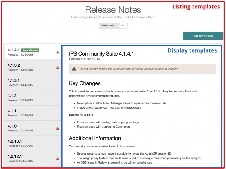 Customizing our listing templates - Advanced Tutorial: Recreating ...