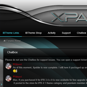 Screenshot for Xpaider 4.1
