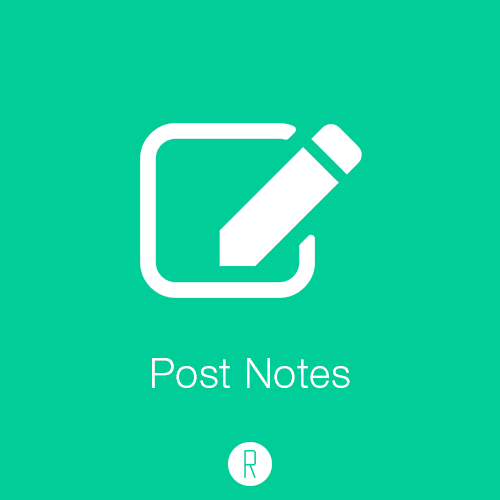 (R43) Post Notes