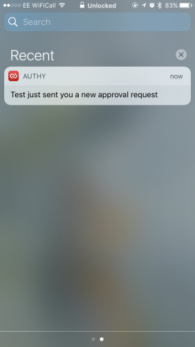 Authy OneTouch Notification.PNG