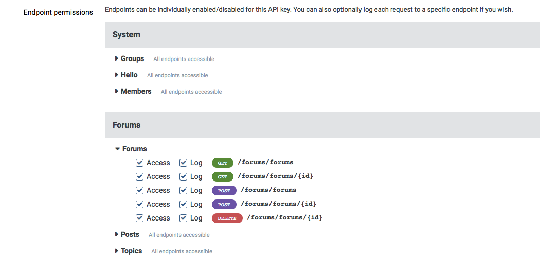 New: Additional REST API Endpoints - Product Updates - Invision