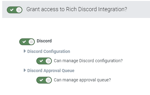 Rich Discord Integration