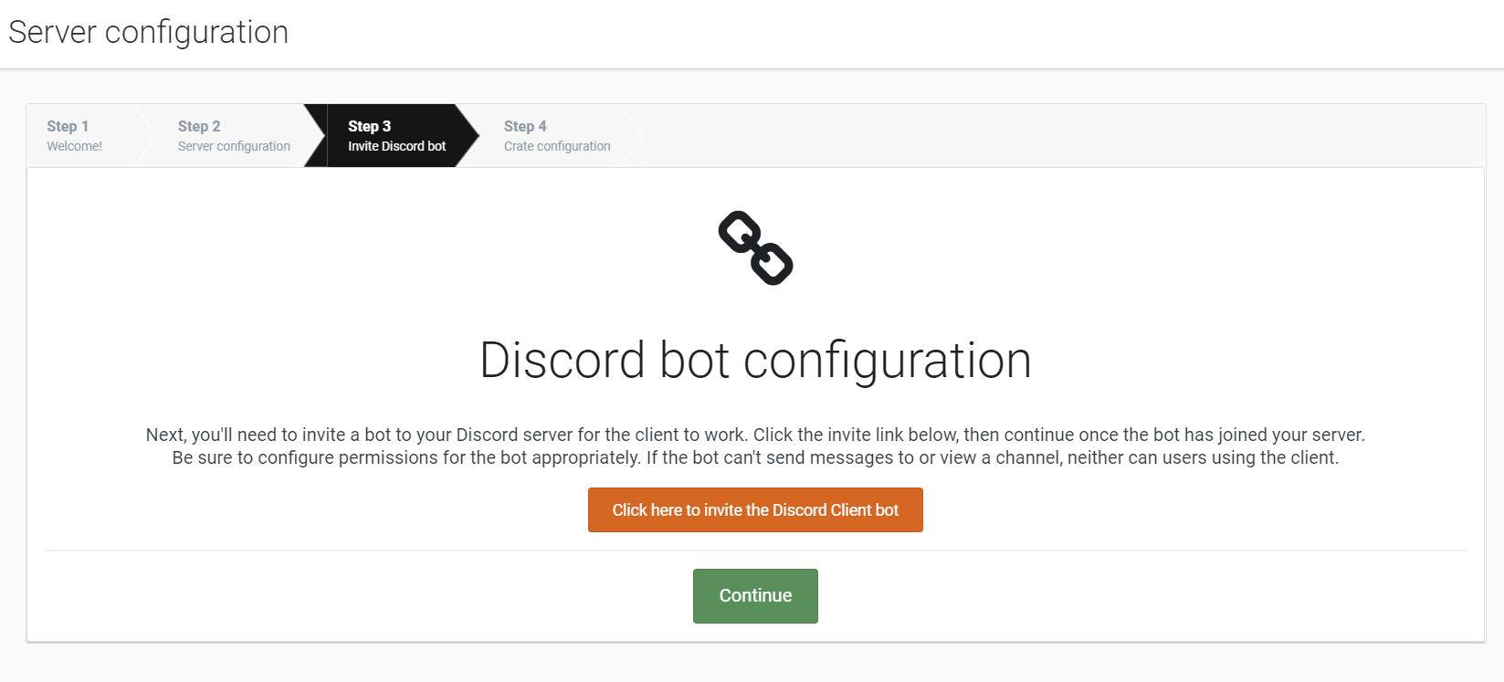 Discord Tracker discord chat client