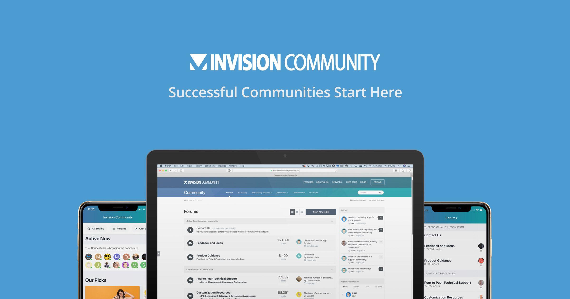 invisioncommunity.com